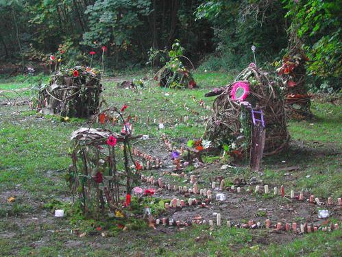 Petits autels pour la nature