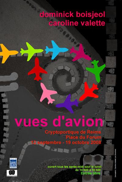 """Autour de l'exposition """"Vues d'Avion"""""""
