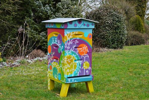 L'abeille, la ruche et l'artiste