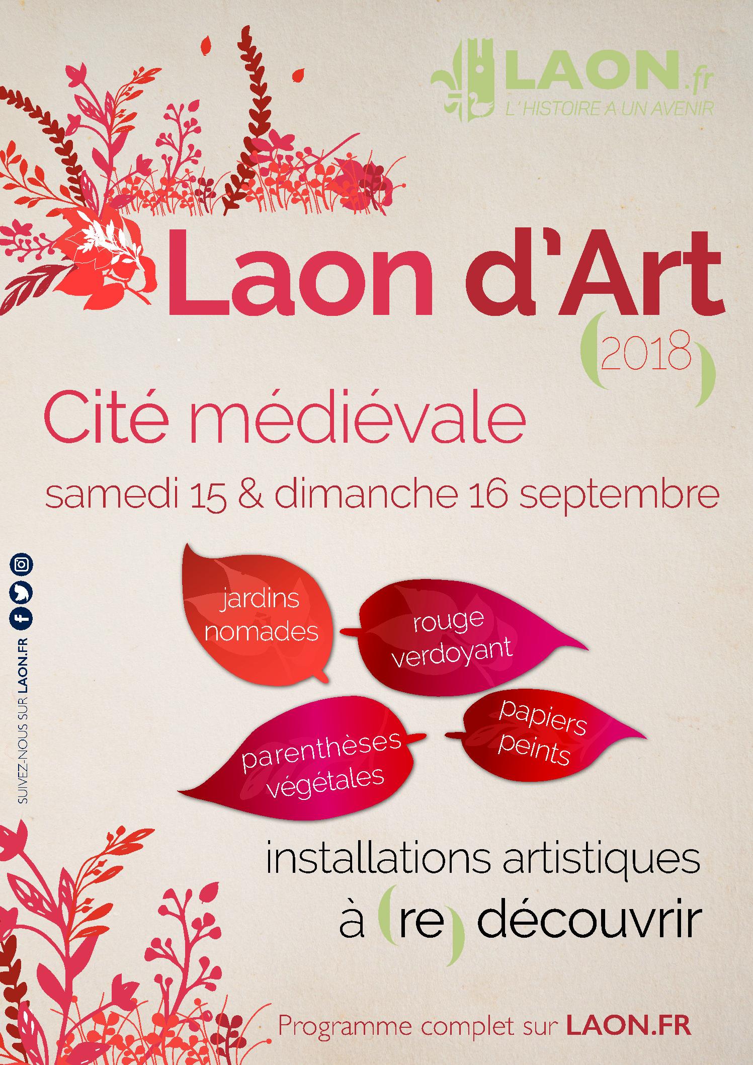 Laon d'Art 2018