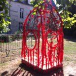 Retour sur la création au Jardin de la Chapelle des Templiers